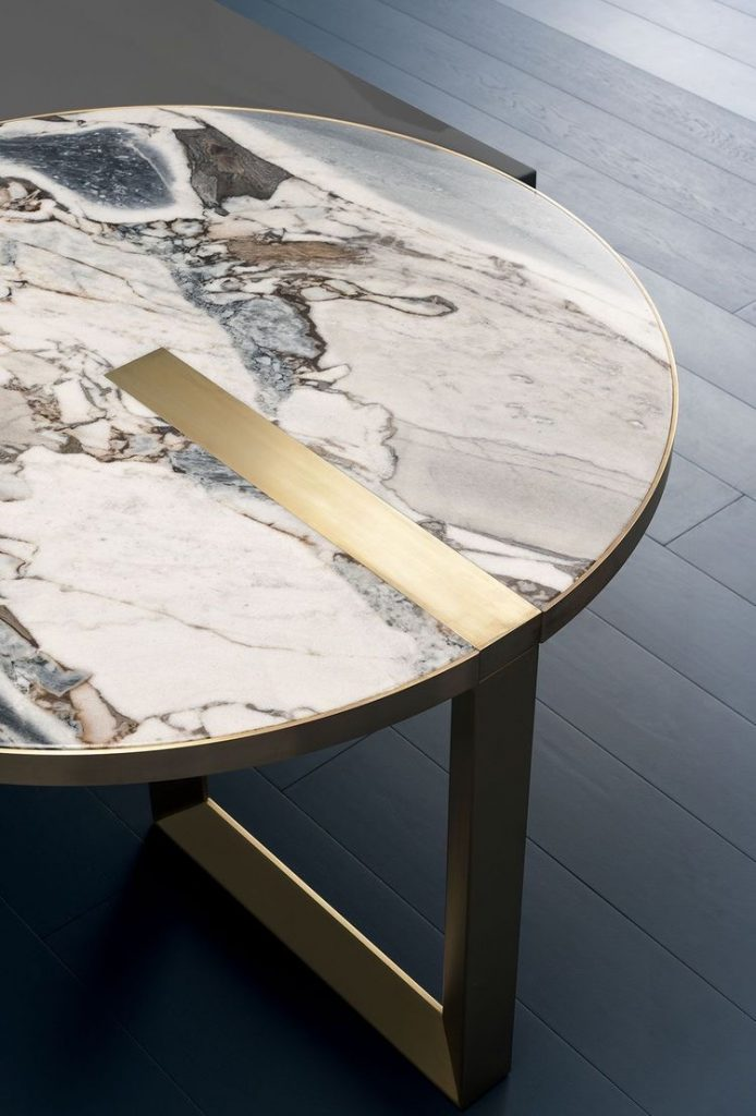 marble unique coffee table