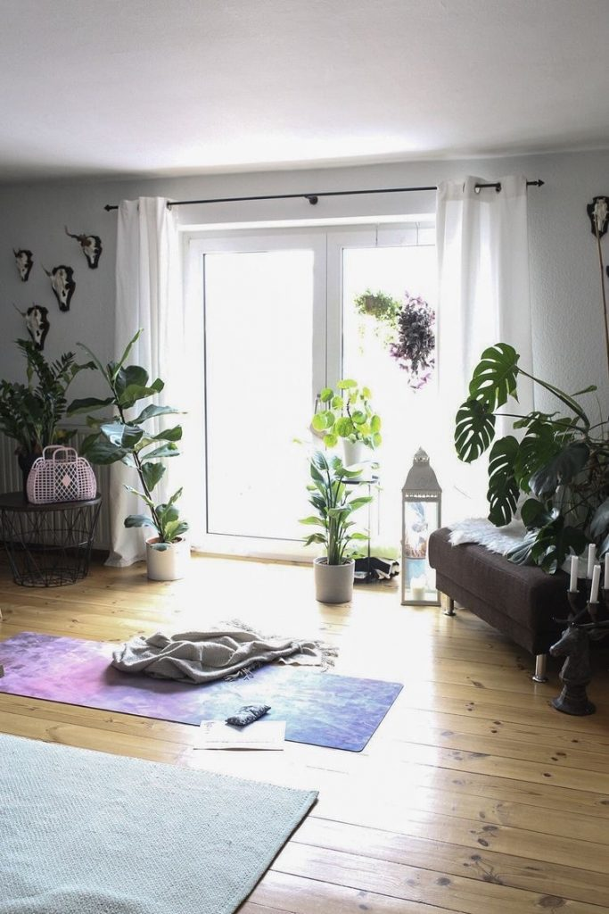 home yoga studio